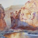 Anita Winter - Colorado Watercolor State Exhibition