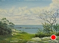 Overlook by Elaine Farmer Oil ~ 8 x 11