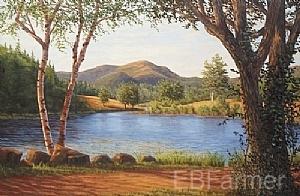 An example of fine art by Elaine Farmer