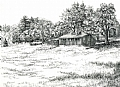 Peterson's Sugar House by Elaine Farmer Print ~ 5 x 7 print