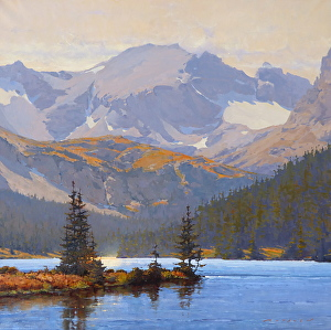 An example of fine art by Scott Ruthven