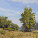 Scott Ruthven - Plein Air Artists Colorado 24th Annual National Juried Exhibition and Sale