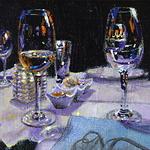 Debra Keirce - Miniatures in Mariposa - A Fine Arts Exhibition