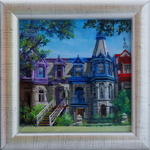 Debra Keirce - Invitational - The Art of the Miniature 29th Annual