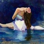 Darlene Katz - Dance Paintings by Darlene Katz
