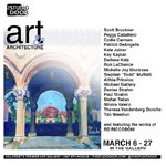 Darlene Katz - Art and Architecture, a collaboration with RD Riccoboni, one of America's favorite artists