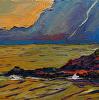 Approaching Thunder Storm, Monhegan Island1