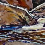 Michael E. Vermette - Rangeley Artist Trail One Day Paint-Out
