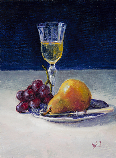 Cordial with Fruit - Oil