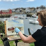 Mary Rose O'Connell - 2020 Cape Ann Copley Society Artist in Residence