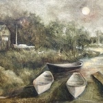 Mary Rose O'Connell - The Boatyard