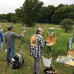 Christopher Copeland - Plein Air Painting in Oils