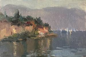 An example of fine art by Oksana Johnson
