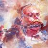 Czech Flutist