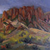 Lost Dutchman plein air