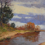 Bonnita Budysz - Water's Edge Artists April Tribute Exhibit and Friday, April 9th Reception
