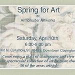 Marcia Holmes - Spring for Art 2021- Armbruster Artworks