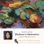 Marcia Holmes - Abstract Pastels-Windows to Abstraction 2021