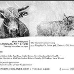 Stephanie Hartshorn - 19th Annual Ranchlands Art Show