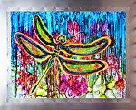 dragonfly by Deborah Argyropoulos  ~  x