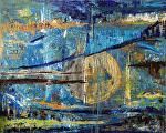 transcend by Deborah Argyropoulos Oil ~  x