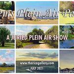 Larry DeGraff - The Stems Juried Plein Air Show