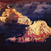 Isis Temple and Cheops Pyramid, Grand Canyon
