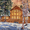Willow Alaska House