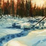 Mark McDermott - Watercolor Art Society - Houston 43rd Annual International Juried Exhibition