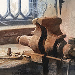 Mark McDermott - Watercolor Art Society - Houston 44th Annual International Juried Exhibition