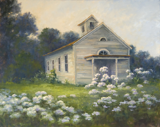 Amish Country - Oil