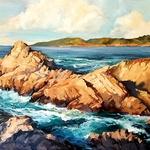 Carol Quinn - Gold Country Artists Gallery Customer Appreciation Day