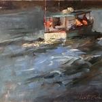 Aline Ordman - Coastal Maine Workshop