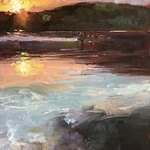 Aline Ordman - Monday Morning Oil Classes  In Person and Zoom