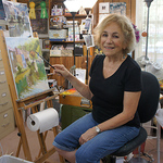 Connie Winters - Matthews Workshop-Oil Painting Basics & Focus on Values