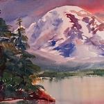 Kim Caldwell - Tree Time in Watercolor w/ Kim Caldwell