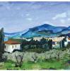 """""""La Vallie d' Italia"""" by Colette M. age 8"""