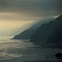 Big Sur Misty by Helmut Horn Photograph ~  x