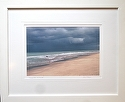 White frame by Gallery Sur Photography of Big Sur, Carmel, Pebble Beach  ~  x