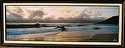 Bronze frame w/linen liner by Gallery Sur Photography of Big Sur, Carmel, Pebble Beach  ~  x