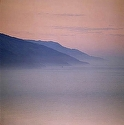 Big Sur Pink by Helmut Horn Photograph ~  x