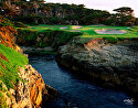 Cypress Point 15th Hole by Gallery Sur Photography of Big Sur, Carmel, Pebble Beach Photograph ~ Gary Geiger x