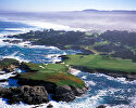 Cypress Point 16th Aerial II by Gallery Sur Photography of Big Sur, Carmel, Pebble Beach Photograph ~ Joann Dost x