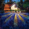 Le Petit Chateau by Nancy O'Toole  ~ Ltd. Edition Giclee x
