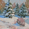 11FinishedWintersMorning8x10oil