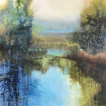 Monique Carr - Loosen Up! Abstract Landscapes