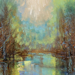 Monique Carr - Abstract Landscapes: Focus on Water Reflection