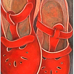 Susan C. Tolliver - Exhibit by artist Susan Tolliver, �All Over the Place�