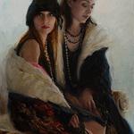 Michelle Dunaway - Zoom Workshop- Advanced Studio Portrait Painting