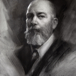 Michelle Dunaway - Drawing the Male Portrait in Charcoal Zoom